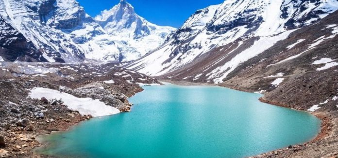 Climate change is accelerating ice loss and rapidly expanding glacial lakes
