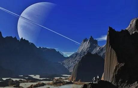 Les extra-terrestres sont-ils bloqués au sol par la gravité de leur planète ?