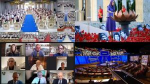 July 12, 2021 - 3rd Day of the Free Iran World Summit; Global Support for the Iranian People's Uprising & the Democratic Alternative.
