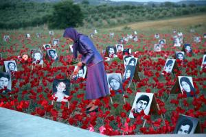 July 13, 2021 - But neither concealing the crime, nor hiding the graves of the martyrs, nor distorting the identities of the martyrs will be able to hinder or stop the call-for-justice movement.