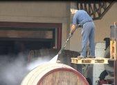 barrels.cleaning