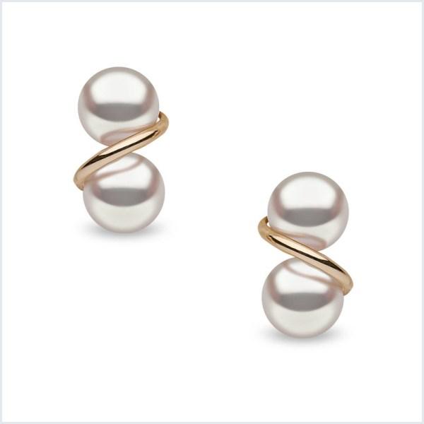 Euro Pearls Freshwater Pearl Earrings
