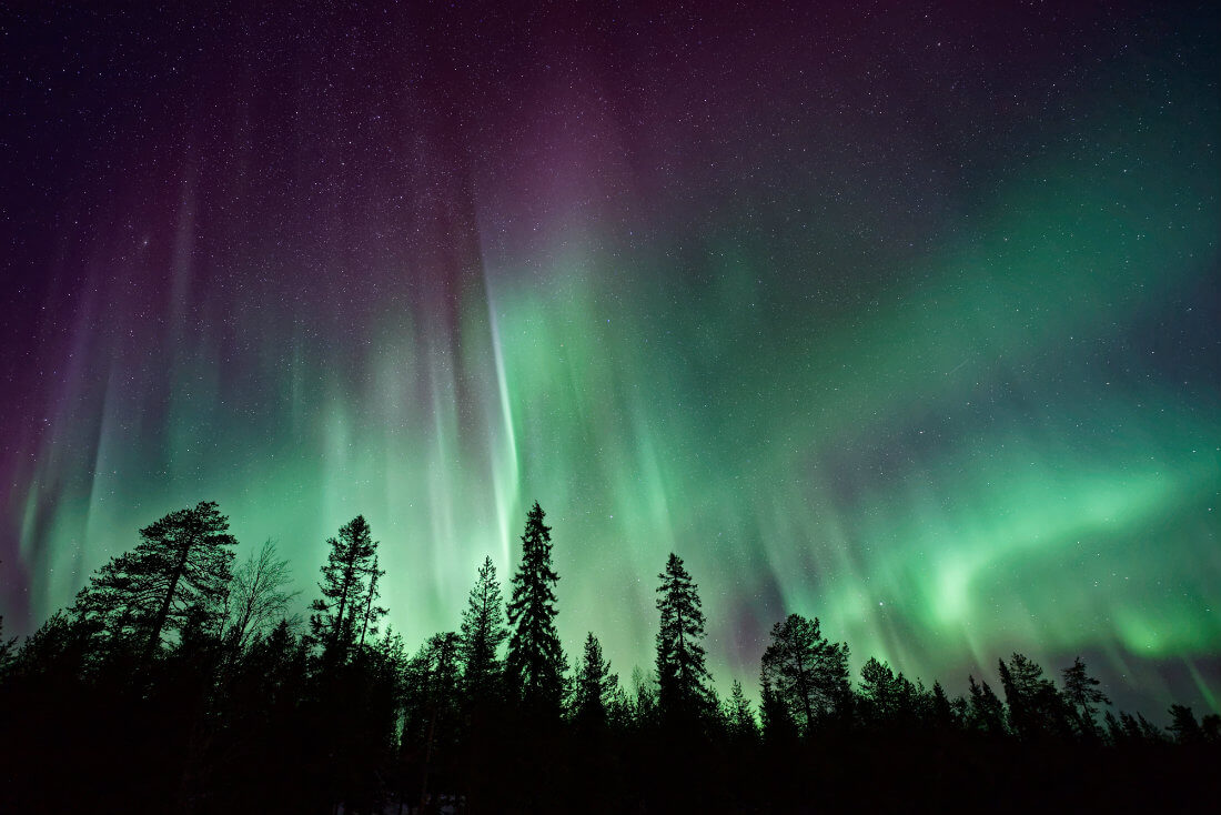 The Best Resources To Help You See The Northern Lights In Sweden  Europe  Diaries