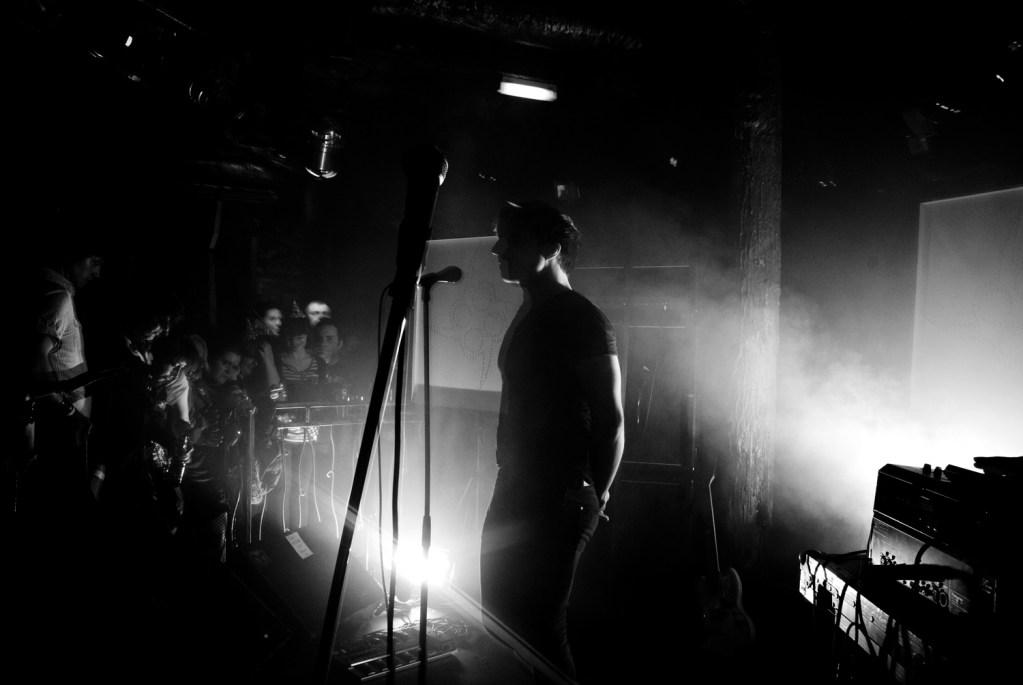 Alec Empire live in Manchester