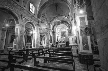 Church of San Pietro in Montecatini Alto of San Pietro