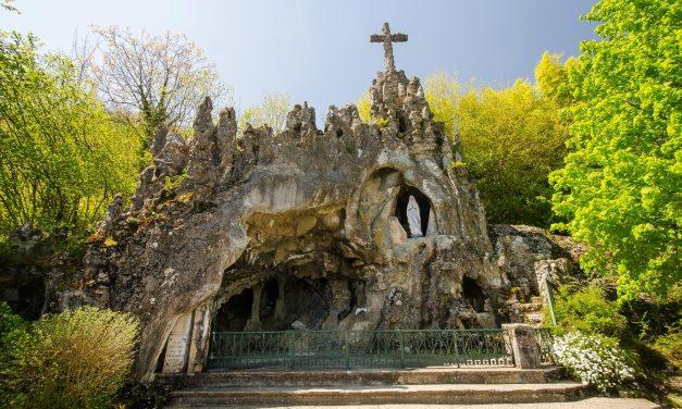 Secrets of Lake Annecy: La Grotte de Sévrier