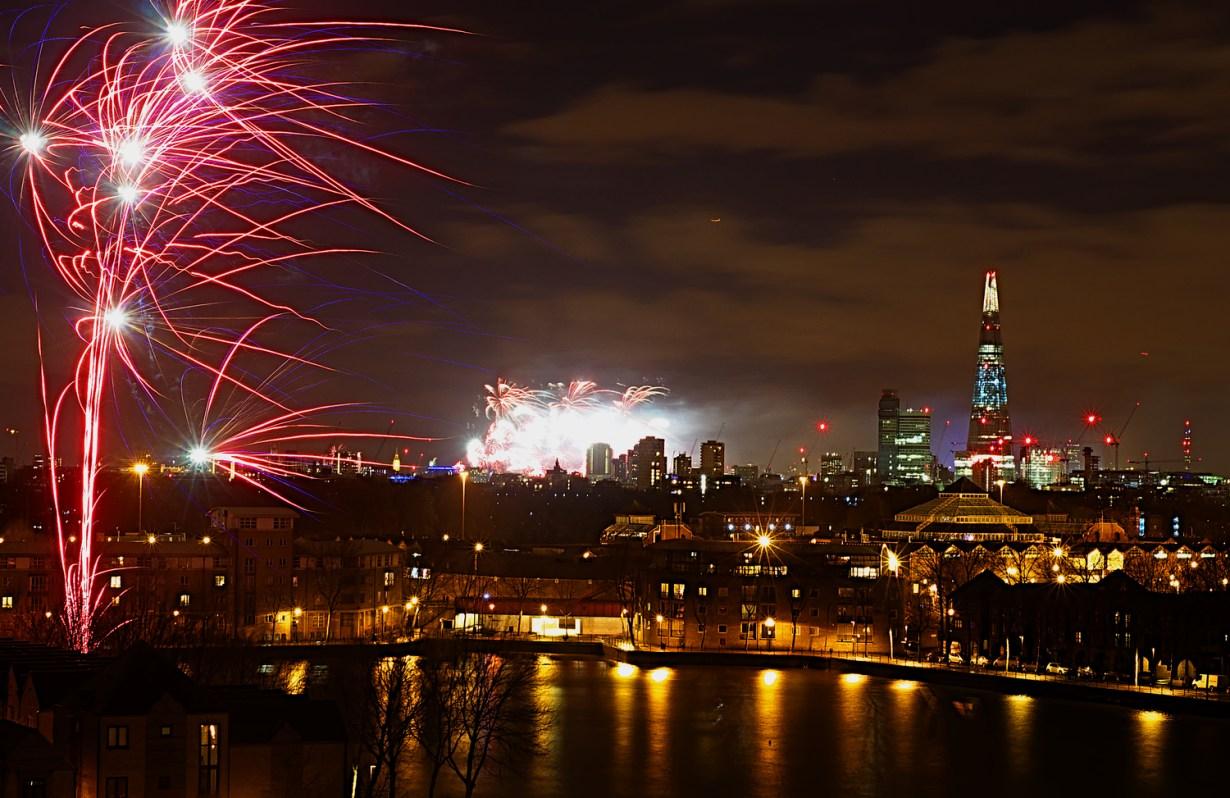 Guyfawkes Fireworks London