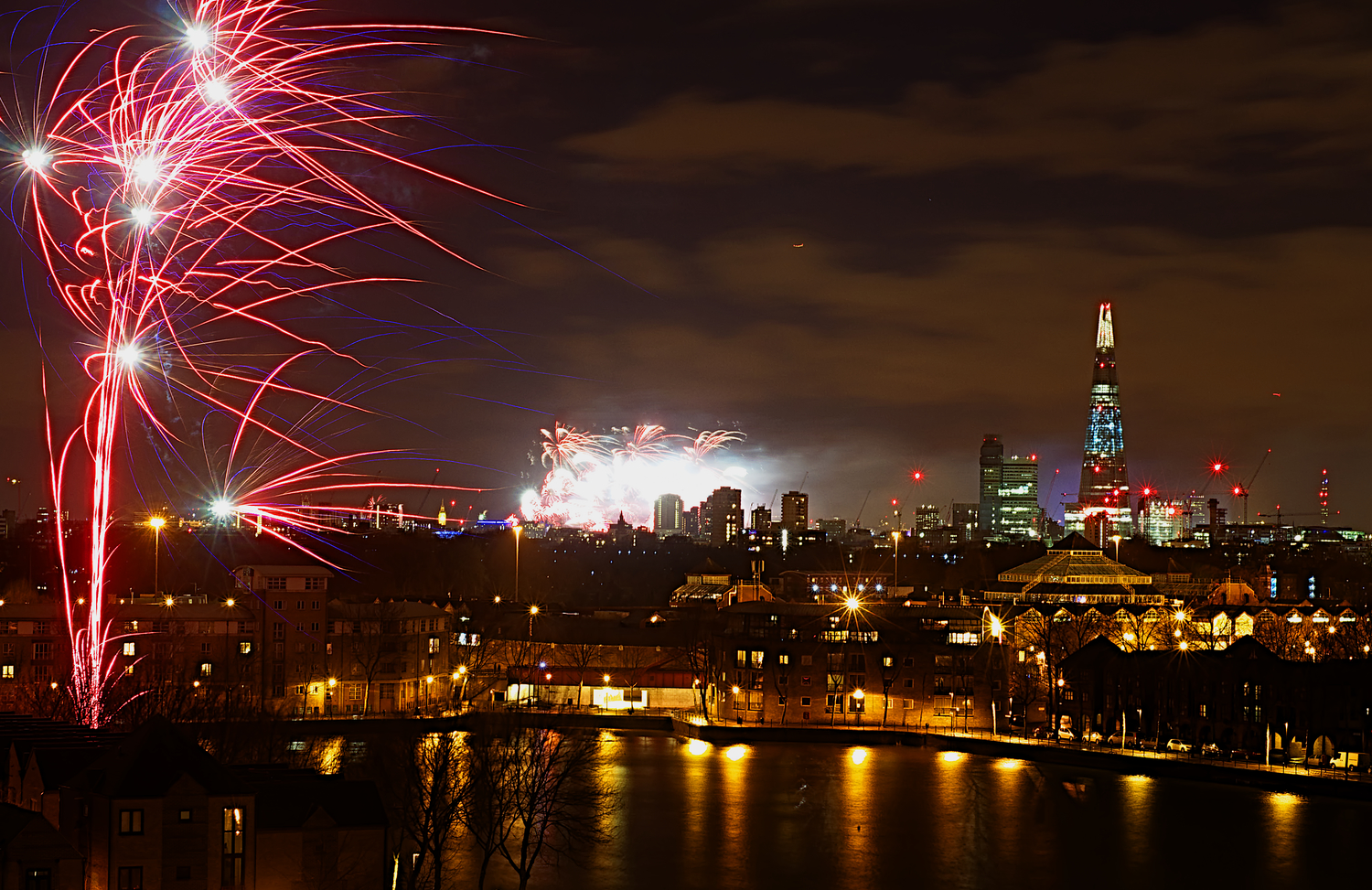 Guyfawkes Fireworks London