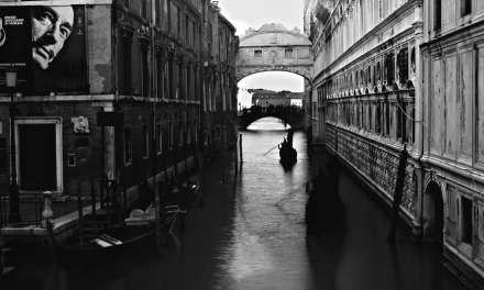 Sighing At The Bridge Of Sighs
