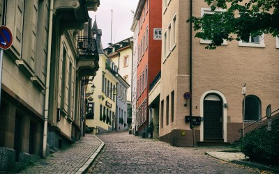 The Backstreets Of Baden-Baden