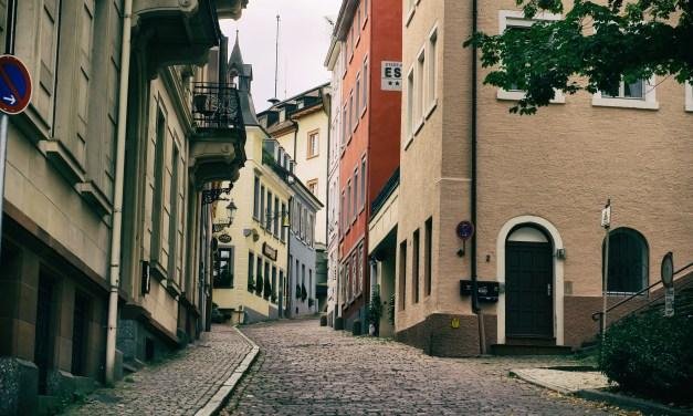 The Backstreets Of Baden-Baden
