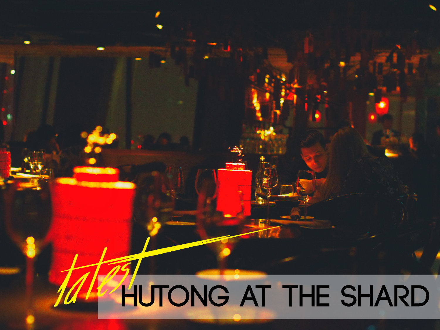 Hutong at The Shard Review