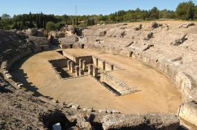 Ancient Roman City of Italica, in the region of Sevilla, has attracted HBO producers as well