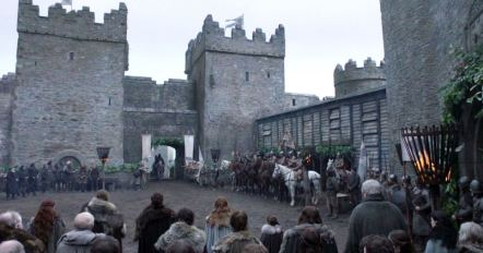 Castle Ward in Northern Ireland became Winterfell (dailymail.co.uk)