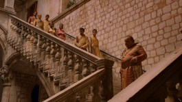 Qarth scenes were also shot in Dubrovnik (gameofthrones.wikia.com)