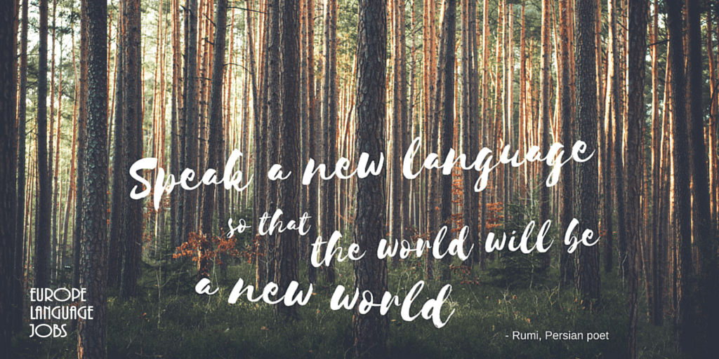 inspirational quotes that are perfect for language learners