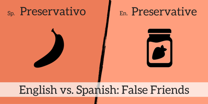 False Friends That Confuse Bilingual English and Spanish Speakers