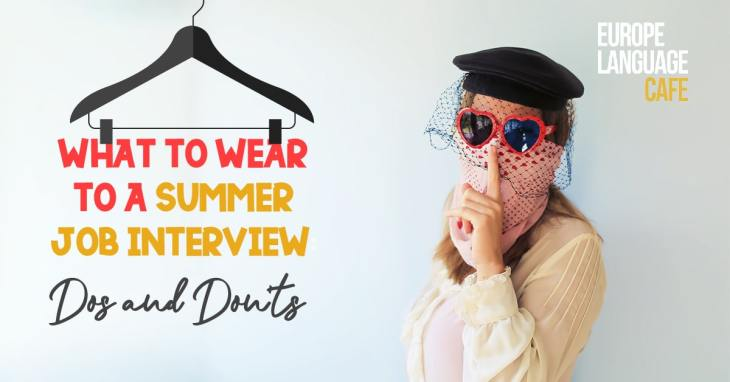 What to wear to a summer job interview