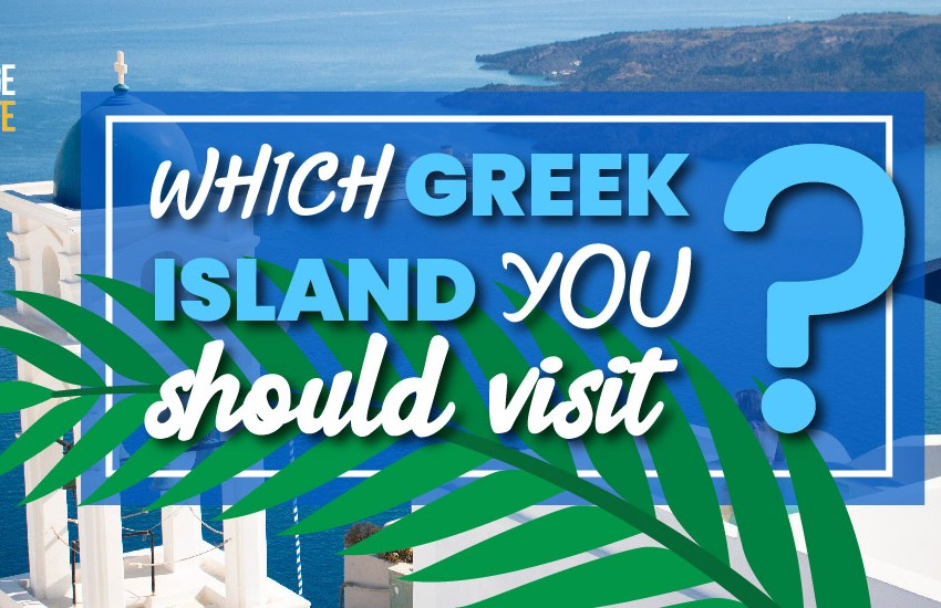 Quiz: Which of the Greek Islands should you visit?
