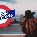 london stereotypes banner