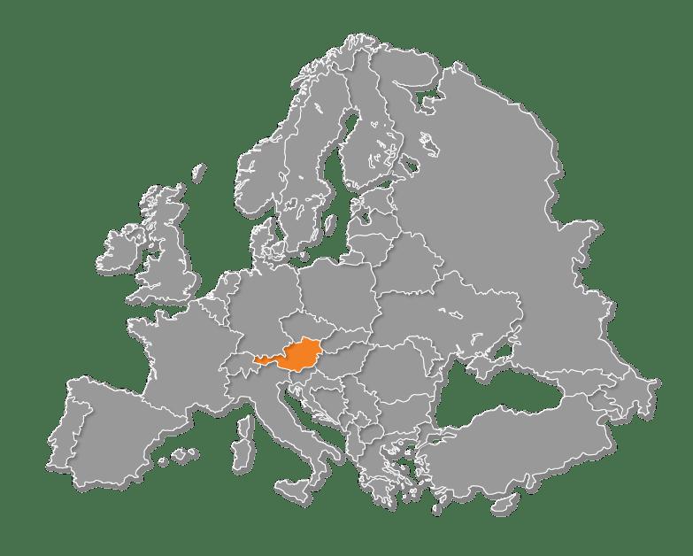 european map quiz austria