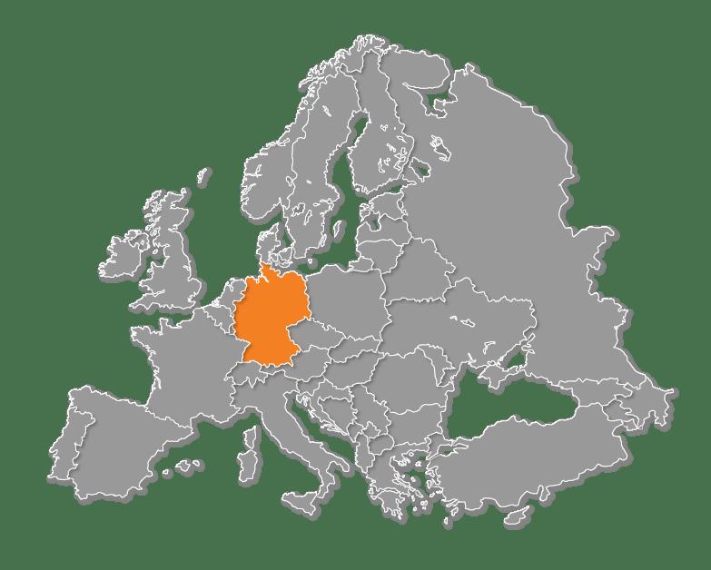 european map quiz germany