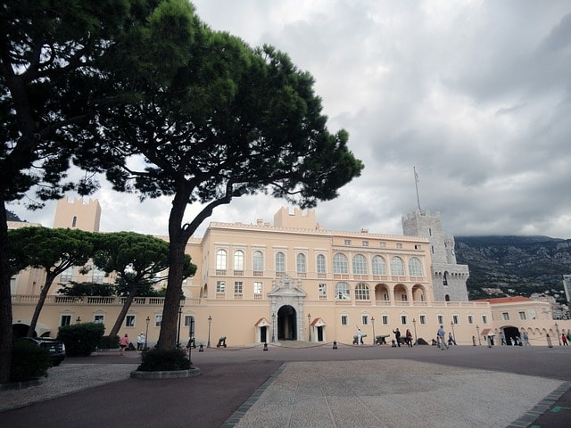royal palace of monaco