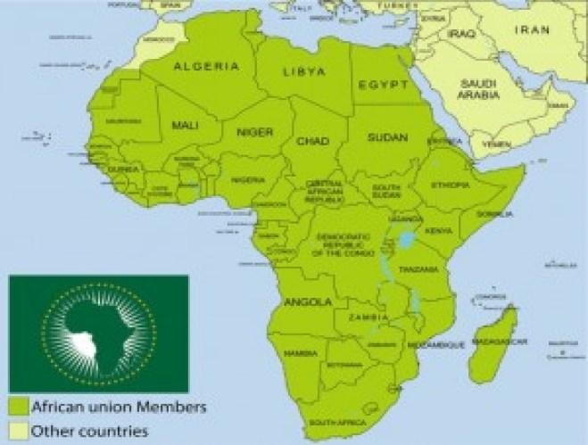 AfricanUnionmap