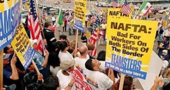 NAFTAprotest