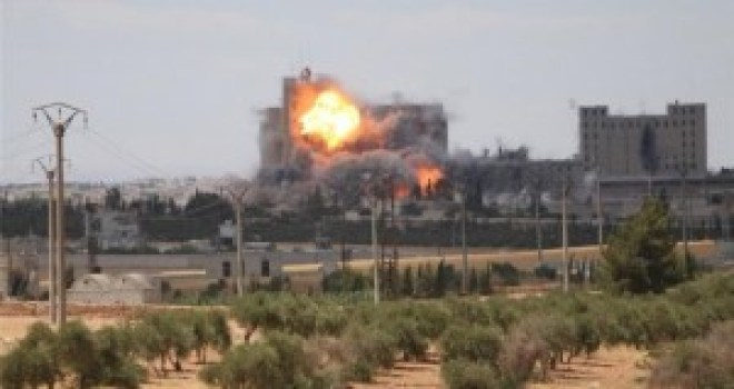 SyrianairstrikeJuly16