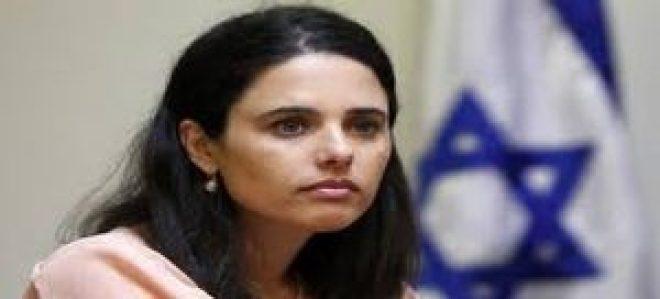 israelijusticeministerayeletshaked