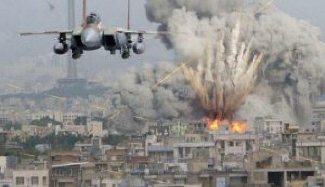 airstrikessyria