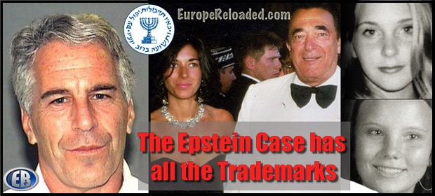 Did Pedophile Jeffrey Epstein Work For Mossad? -- Puppet