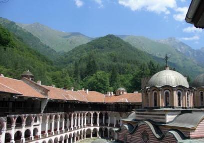 Circle Tour of Bulgaria