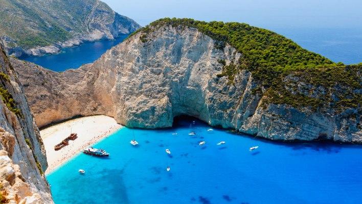 تفاصيل و معلومات كامله عن اليونان - المسافرون الى اوروبا