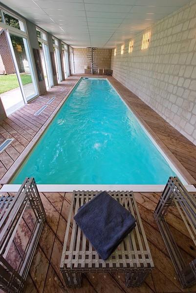 Couloir de nage  Euro Piscine Services