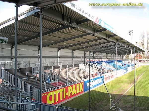 kieler holstein stadion stadion in kiel