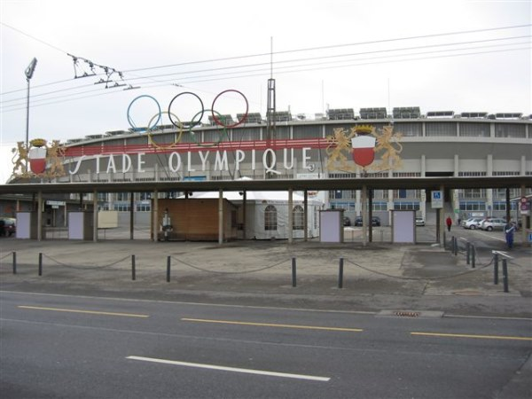 Founded in 1896, lausanne sport currently plays in the swiss super. Stade Olympique de la Pontaise - Stadion in Lausanne