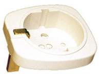 WA-9-GF_ivory, Adapter for Germany  France Ground