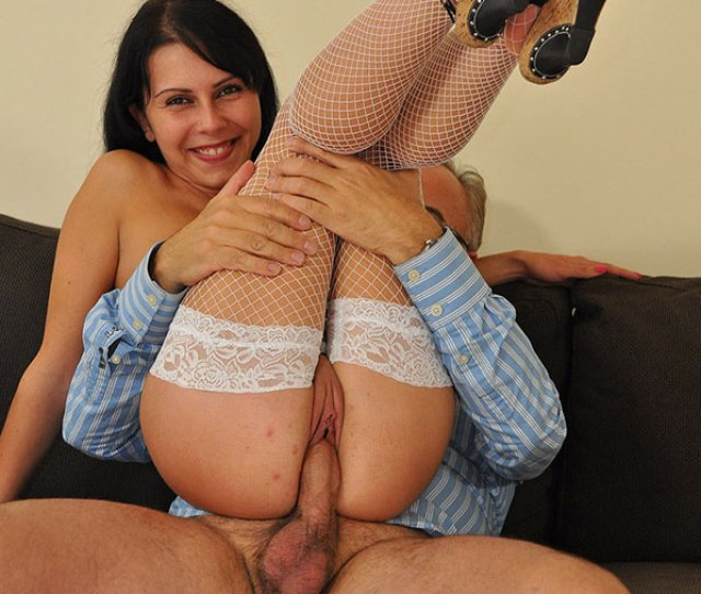 Slovak Porn Model Felicia D Felicia D With Old Cock In Pussy