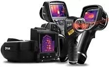kamery termowizyjne FLIR dla budowonictwo