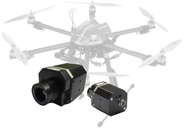 kamery termowizyjne dla dronów