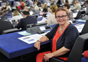 Danuta Jazłowiecka, Group of the EPP. PHOTO: © European Union, 2013 EP