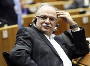 Dimitrios Papadimoulis. PHOTO: © European Union 2015