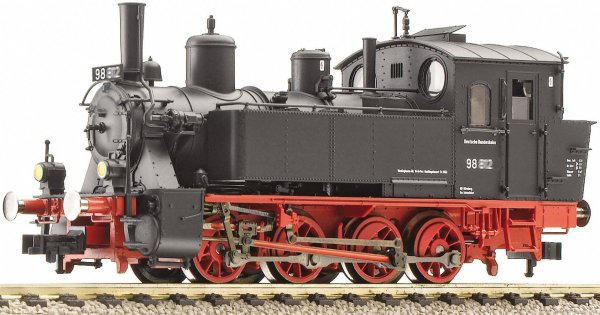 Fleischmann 409803 Ho Db Br 98 Steam Locomotive Factory