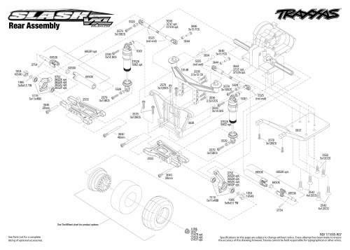 small resolution of wiring traxxas diagram m wiring diagram expert traxxas slash 2wd parts manual traxxas slash 2wd diagram