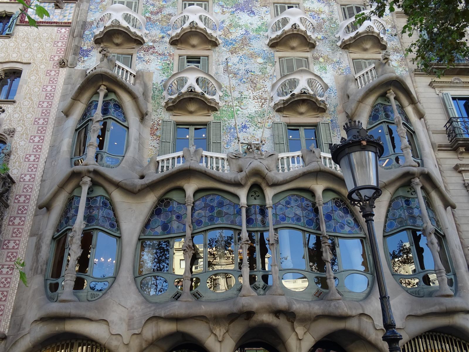 Ontdek nog meer meesterwerken van Gaudi in Barcelona