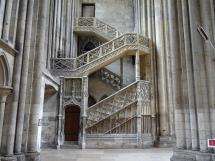 Rouen Bezoeken Welk Kerken Te Zien