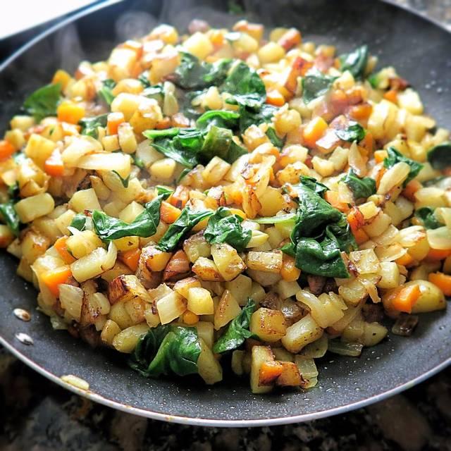 20 deliciosas recetas veganas  Comida