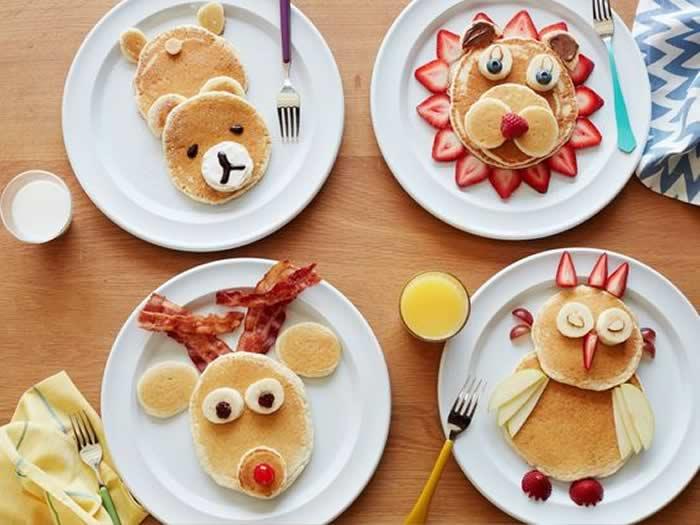 Resultado de imagen de comida en forma de animales